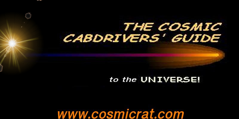 cosmic cabdrivers guide to the universe